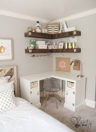 corner desk ideas.  Corner DIY Corner Desk On Ideas