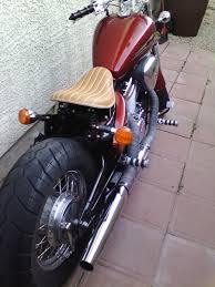 installed new bcb seat honda shadow forums shadow motorcycle forum