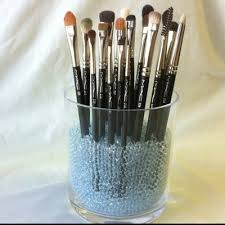brush holder beads. sephora brush holder glass beads hard to find a