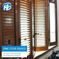 bi fold window shutters wood look shutters wood look interior folding bi fold window shutters
