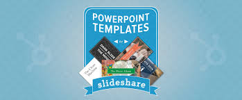 Creating Powerpoint Templates 5 Pre Designed Powerpoint Templates For Creating Slideshare