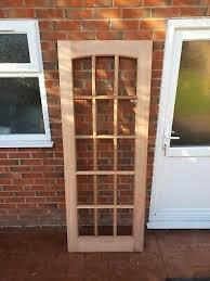 brand new 15 panel solid hardwood door