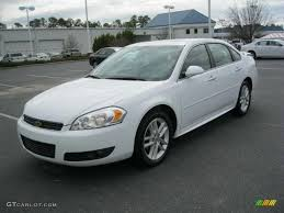 2011 Summit White Chevrolet Impala LTZ #45230610 Photo #4 ...