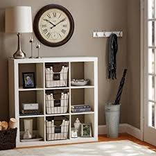 better home and gardens furniture. Better Homes And Gardens 9-cube Organizer Storage Bookcase Bookshelf (White) Home Furniture R