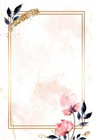 floral frame vector ...