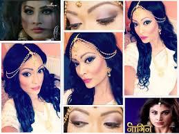 2016 08 25 bollywood nagin colours tv serial inspired makeup tutorial