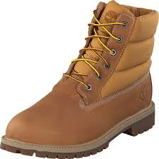 Buy Timberland 6 In Quilt Boot Wheat Saddleback Brown Shoes Online ... & Timberland - 6 In Quilt Boot Wheat Saddleback Adamdwight.com