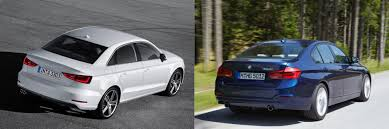 BMW 3 Series bmw 3 series in white : Head to Head: 2016 Audi A3 vs. 2016 BMW 3-Series - AutoNation ...