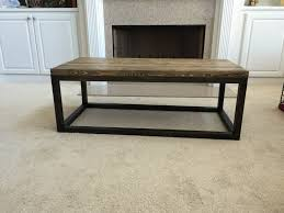 Diy Industrial Coffee Table Black Trunk Coffee Table Coffee Table Decoration