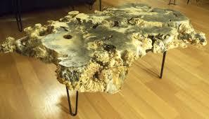 Burl Coffee Tables Custom Made Buckeye Burl Coffee Table By Ozma Design Custommadecom
