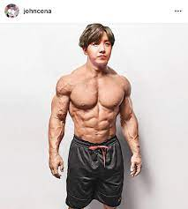 """BTS BUZZ a Twitter: """"[IG/johncena] John Cena recent Instagram post of  Hoseok! Our biggest fanboy is at it again😂😂 (https://t.co/jkFdolBHR8)  #KCAMexico #ARMY @BTS_twt… https://t.co/nHgYmg3ADS"""""""