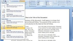 Make A T Chart In Word Interesting Create A Twocolumn Document Template In Microsoft Word CNET