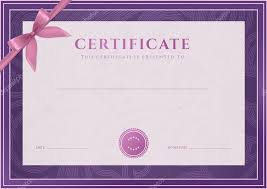 certificate diploma of completion template background floral  also useful for degree certificate business education courses certificate of achievement competitions certificate of authenticity