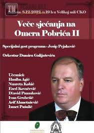 Veče sjećanja na Omera Pobrića II - TESANJ.NET