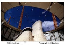Exhaust Chimney Design Millennium Dome June 1999 Blackwall Tunnel Exhaust Editorial