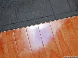 T Tile Floor Transition Strips Water Under Laminate Flooring