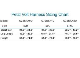 Petzl Harness Size Chart Valmont Site Pro 1 Manufacturer Of Wireless Site