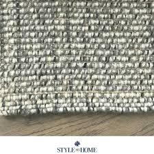 architecture and home attractive wool and jute rug of greystone style my home wool and