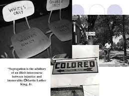 "racial segregation photo essay "" segregation"