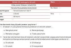 0%(1)0% found this document useful (1 vote). Contoh Rpp K13 1 Lembar Kelas 2 Tema 6 Semester Genap Revisi 2020 Info Pendidikan Terbaru