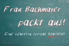 Frau Bachmayer Eine Lehrerin Aus Niedersachsen Packt Aus Antenne