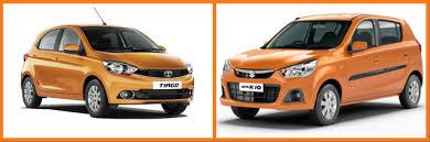 new car releases in april 2016IBB Blog  Compare Cars  Tata Tiago vs Maruti Suzuki Alto K10