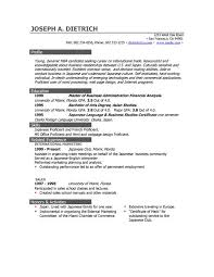 cv examples free great examples of cv by easyjob examples cvs tour guide resume
