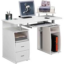 Computer tables for office Stylish Computer Table With Storage Ikea Computer Table With Storage Computer Table Pinterest Desk
