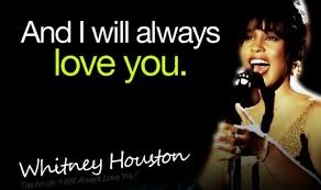 Image result for whitney houston quotes