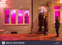 Red Light District Women Police Raid In The Red Light District About 110 Women And