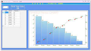 Pareto Chart In C