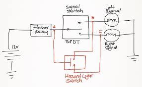 hazard light switch wiring house wiring diagram symbols \u2022 Dpst Switch Wiring Diagram weekend 200ns hazard light project ramblings of a singapore biker boy rh sgbikerboy com a light switch wiring hazard light switch wiring
