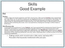 40list Of Good Skills To Put On A Resume Statement Letter Impressive What Are Some Skills To Put On A Resume