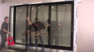 aluminium sliding patio doors best of western 2600 series wood aluminum clad multi slide door