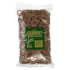 Esselte No 28 Superior Rubber Bands 500gm Bag