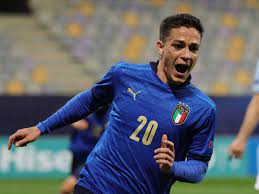 Roberto Mancini names uncapped striker Giacomo Raspadori in Italy's final  Euro 2020 squad   Football News - Times of India