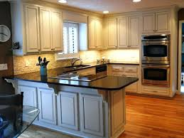 refinishing kitchen cabinets cost much