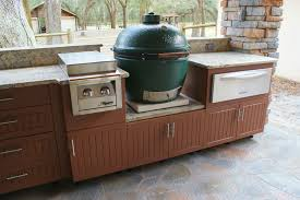 Outdoor Kitchens Sarasota Fl Its A What Its A Kamado Soleic Outdoor Kitchens