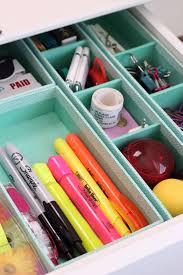 office drawer organizers. Perfect Desk Drawer Organizer Ideas 1000 About Organizers On Pinterest Diy Office