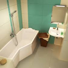 3 2 acrylic bath bathtub in bathroom interior