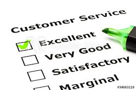 Customer Service Evaluation Form Buy This Stock Photo And Explore