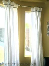 Curtain Traverse Rod With Pull Cord How To Fix Slides
