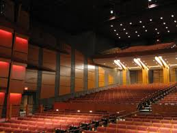 Lehman College Performing Arts Center Seating Chart Auditorium Acoustics Design History And Current Requirements