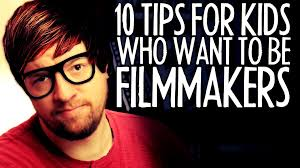 10 Tips For Kids Who Want to Be Filmmakers! : FRIDAY 101 - YouTube