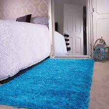 blue bedroom rugs. Fine Rugs Item 3 Soft Fluffy Shaggy Bedroom Rug Thick Easy Clean Feet Warming Bedside  Mats Soft  For Blue Rugs E