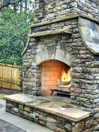 prefab outdoor fireplace kits modular uk