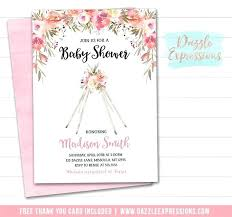 Free Printable Baby Shower Invitations For Girls Free Baby Shower Invitations For Girls Peestickers Com
