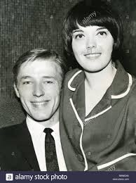 billie davis uk pop singer about 1965 stock photo royalty mike sarne and fellow uk pop singer billie davis in 1963 when they had a hit