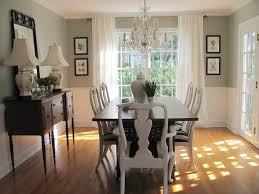 Dining Room Paint Ideas With Chair Rail Eiforces - Dining room color ideas with chair rail