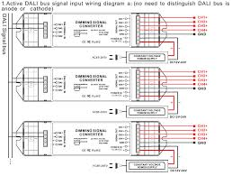 dcv v dali signal to pwmv signal converter led dimmer signal wiring diagram dc12v 24v dali signal to pwm10v signal converter led dimmer signal transformer